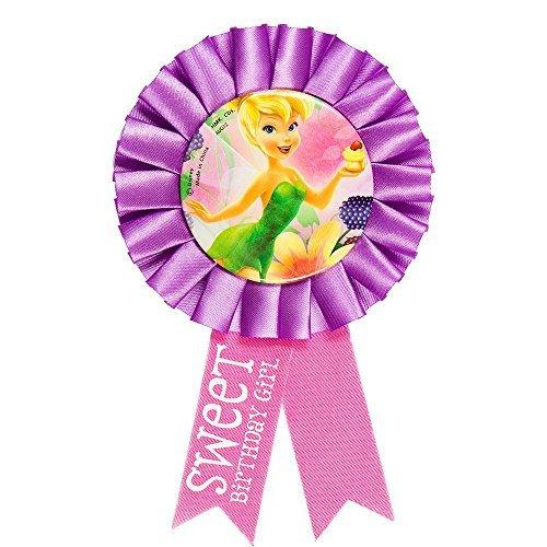 Tink Sweet Treats Birthday Ribbon