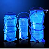 Outop Hydration Water Bladder for Backpacks 1.5L Blue