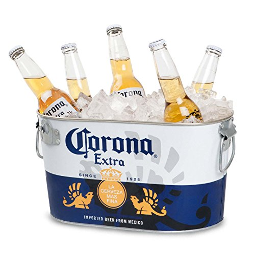 Corona Beer Bucket - Corona Extra Beer Ice Bucket Tub