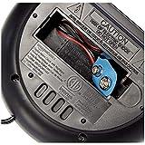 AmazonBasics Small Digital Alarm Clock with