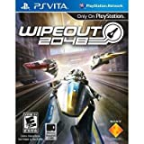 Selected Wipeout 2048 Vita By Sony PlayStation