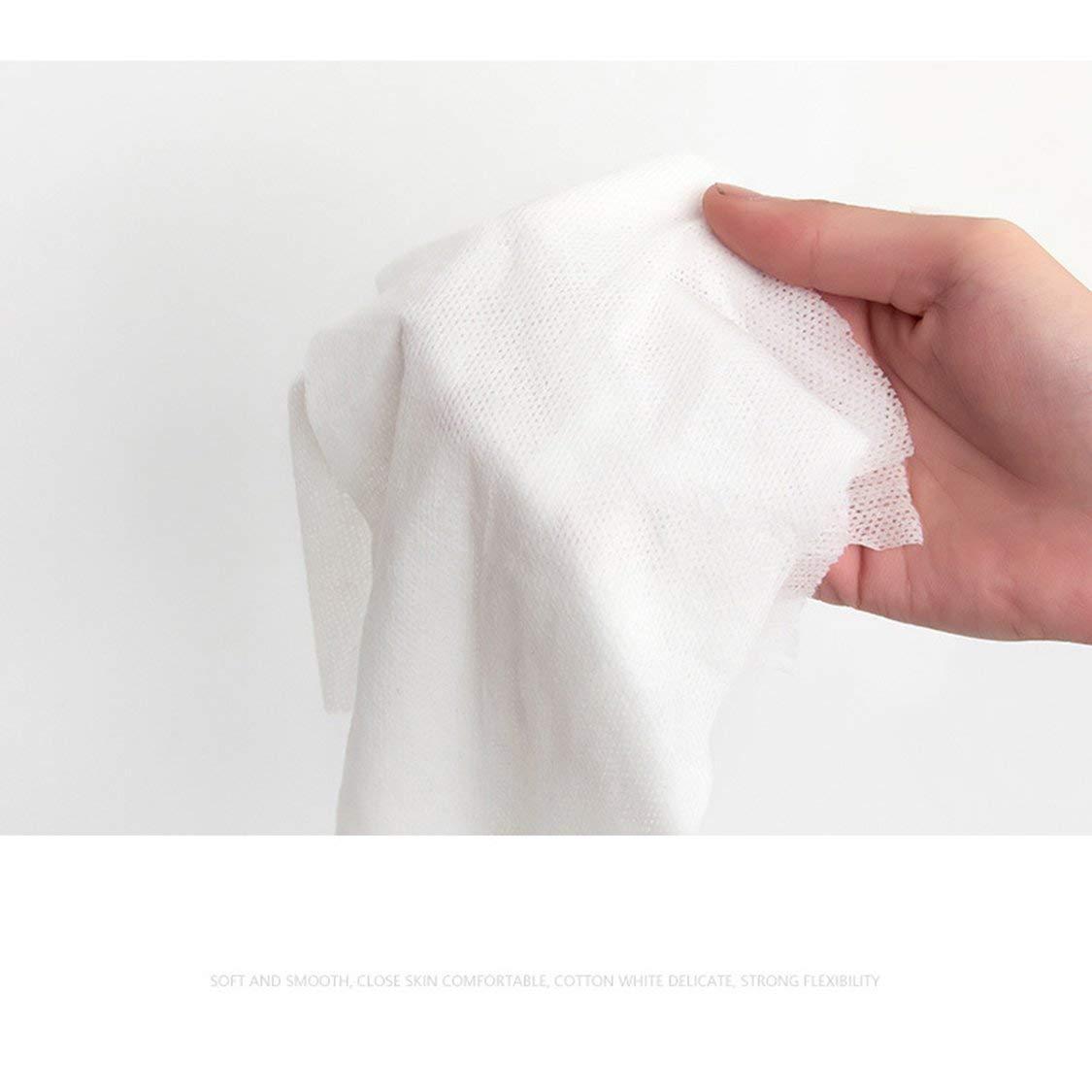 50 St/ücke Outdoor Reise Tragbare Komprimierte Gesicht Handtuch Einweg Magie Handtuch Tablet Kapseln Tuch Wischt/ücher Papier Tissue Maske-rosa