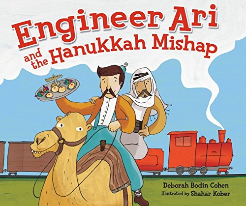 Ride Train Winter - Engineer Ari and the Hanukkah Mishap