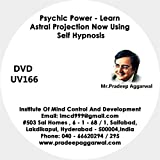 Psychic Power - Learn Astral Projection Now Using Self Hypnosis, DVD