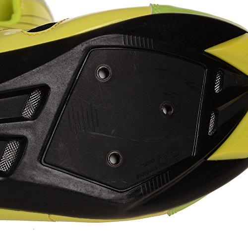 自転車 ビンディング シューズ ロード バイク スポーツ サイクリング シューズ SD003-RD