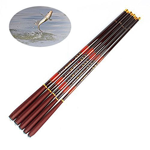 Carbon fishing telescopic spinning 2 7 7 2Meter product image