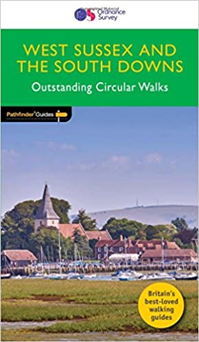 Sussex Walking Guidebook (Pathfinder)