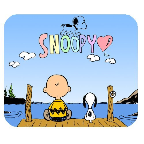 [Christmas Gifts Peanuts Snoopy High Quality Printing Square Mouse Pad Design Your Own Computer] (City Mouse Costume)