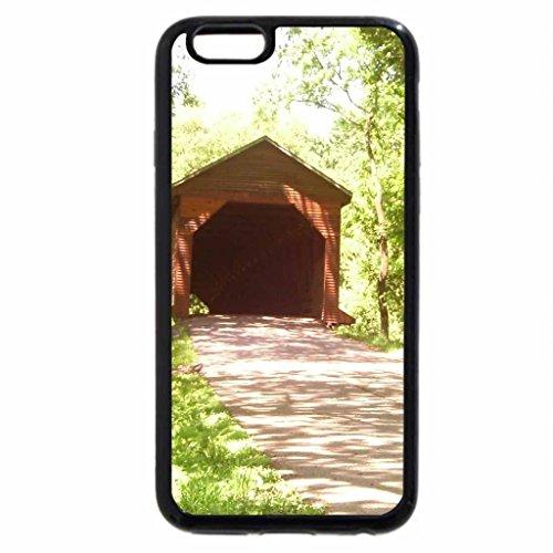 iPhone 6S / iPhone 6 Case (Black) Meem's Bottom