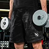 Hayabusa Hexagon MMA Fight Shorts - Black, Large