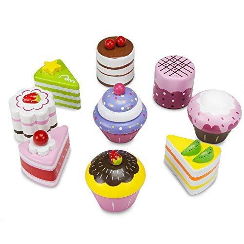 Buy cupcake set toy