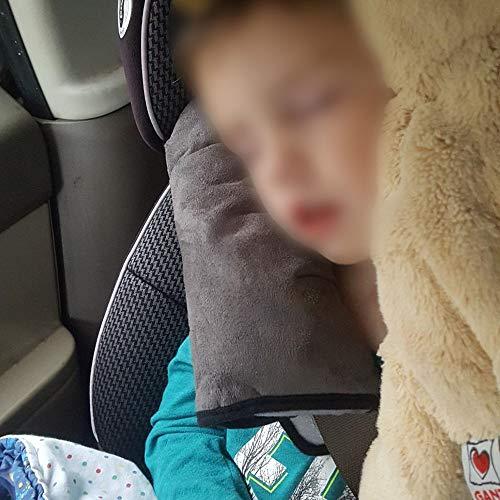 Kid Baby Car Auto Safety Seat Belt Children Shoulder Pad Cushion Support Pillow