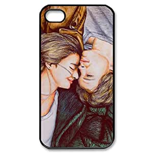 Durable and Lightweight AXL392338 Hard Plastic Case For Iphone 4,4S Phone Case w/ The Fault In Our Stars