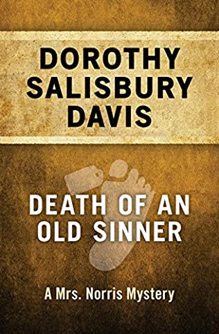book cover of Death of an Old Sinner