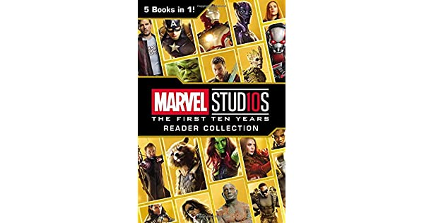 Marvel Studios: The First Ten Years Reader Collection
