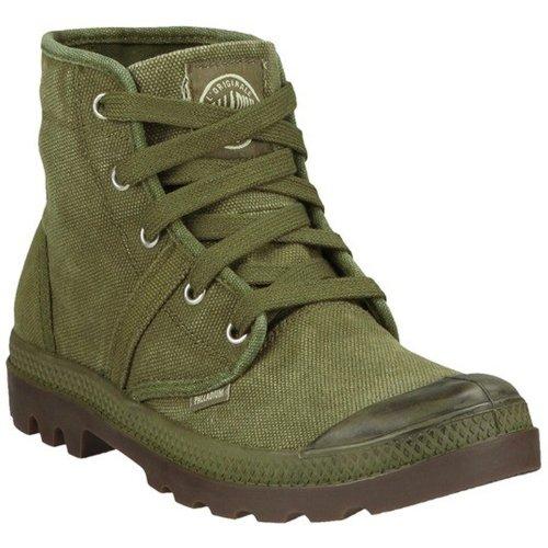 Dark Chaussures Palladium D'hiver Pallabrouse Oliv qHOPxYxw8