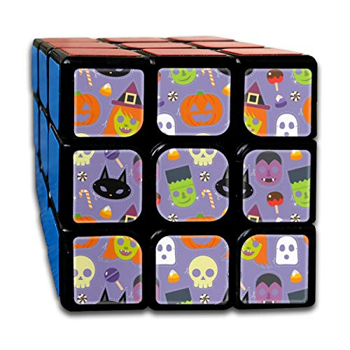 Costumes Masks and Halloween Candy Magic Speed Cubes