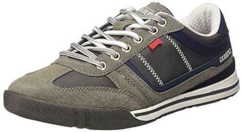 Uomo Mix Grigio Sneaker Carrera Ashaster Capry BUwqzz