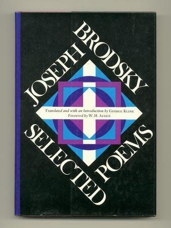 Joseph Brodsky, Selected Poems (English and Russian Edition)