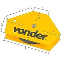 Esquadro Magnético Hexagonal para Soldador, 10 kg, Vonder VDO2333