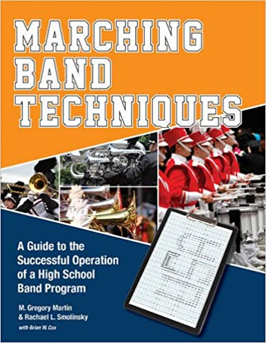 Marching Band Techniques: A Guide to the Successful