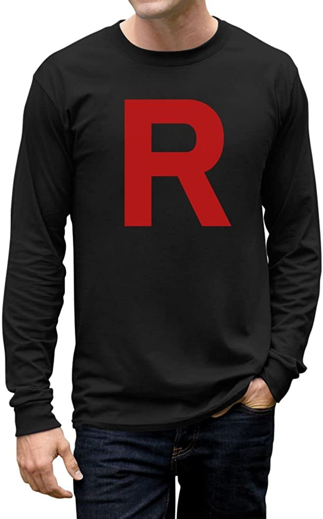 Halloween Men's - Rocket Inspired Long Sleeve T-Shirt