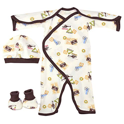 Perfectly Preemie Long Sleeve NIC-Jumpsuit