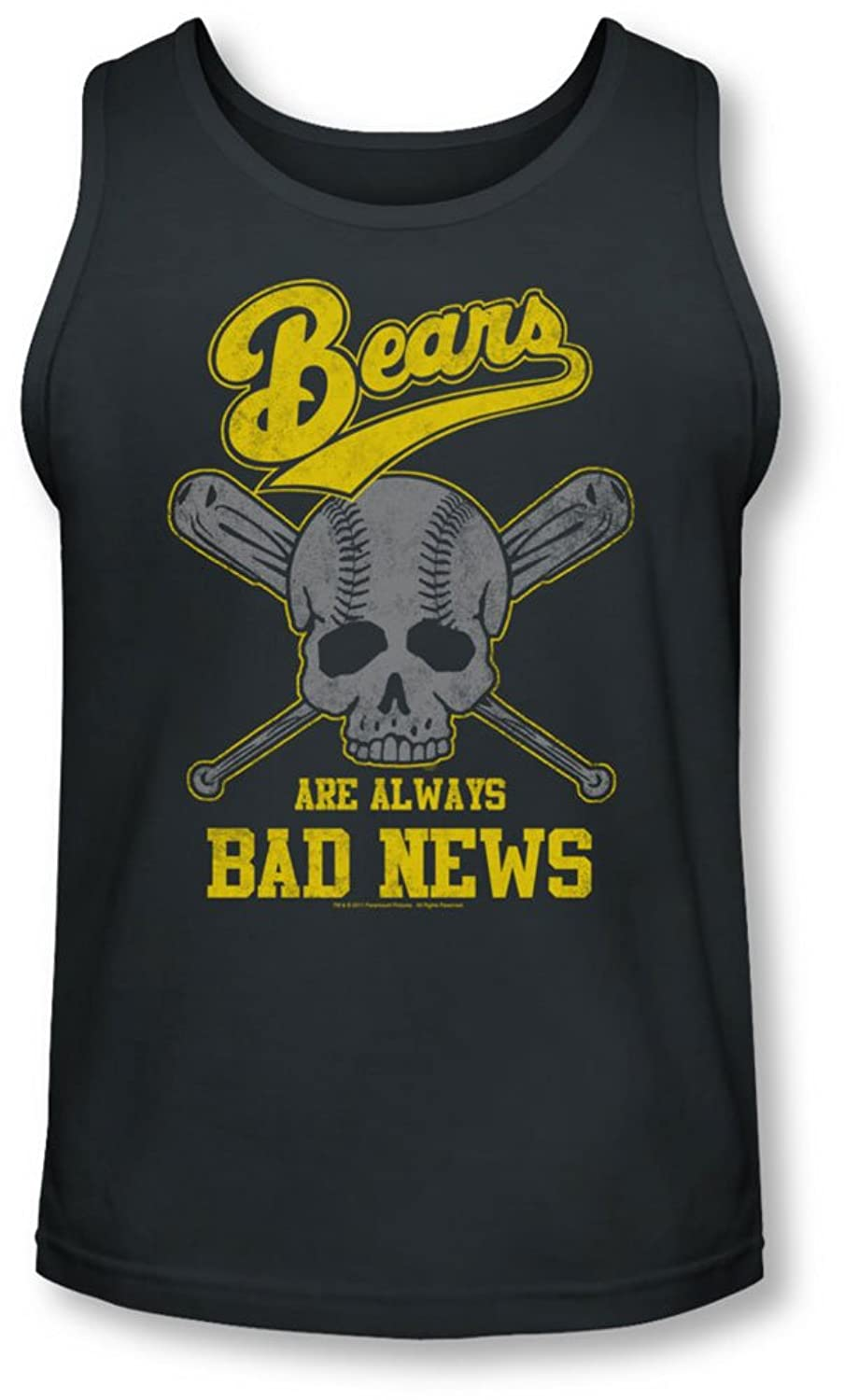 Bad News Bears - Mens Always Bad News Tank-Top