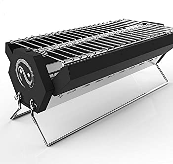 Grekitchen BBQ, Charcoal Foldable Outdoor Grill