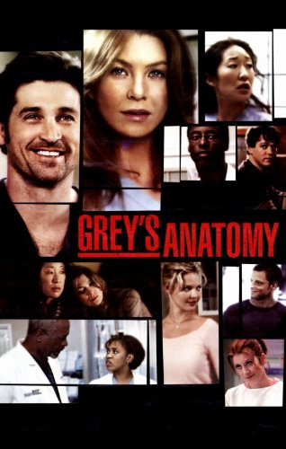 Amazon Greys Anatomy Group Tv Poster Print Posters Prints