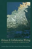 img - for Deleuze and Collaborative Writing: An Immanent Plane of Composition (Complicated Conversation) book / textbook / text book