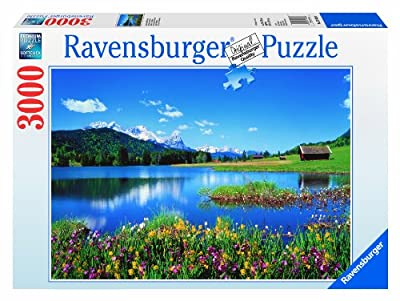 Ravensburger Magic Mountain - 3000 Pieces Puzzle from Ravensburger
