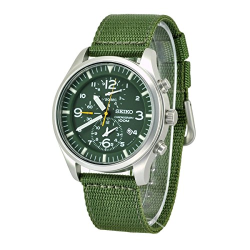 Seiko SNDA27P1 Men's Chronograph Watch