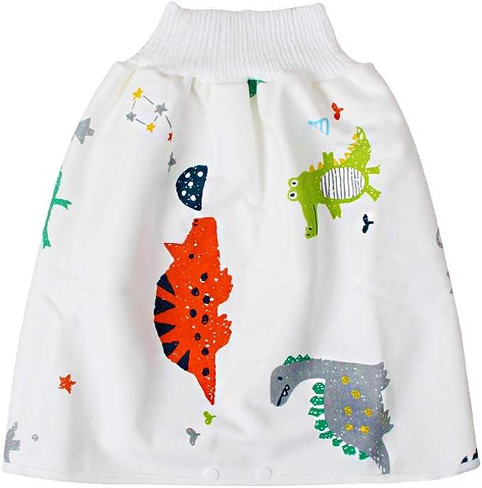 EOZY Windelrock Baby Windelhose Lernhose Kinder Trainingsrock Windel Wiederverwendbare Windel Rock Shorts