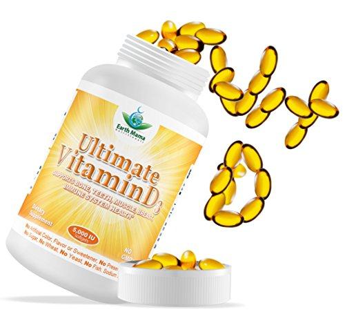 5000 units of vitamin d3 - 8