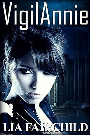 book cover of VigilAnnie