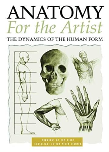 ANATOMY FOR THE ARTIST: Amazon.co.uk: Tom Flint & Peter Stanyer ...