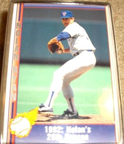 1991 Pacific Nolan Ryan Texas Express 111 Mlb Baseball Card Set