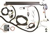 GOLF CART UNIVERSAL TURN SIGNAL SWITCH WIRE HARNESS KIT CLUB CAR YAMAHA EZ-GO OTHERS
