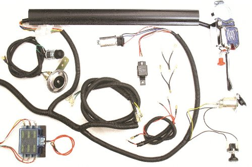 Amazon.com: GOLF CART UNIVERSAL TURN SIGNAL SWITCH WIRE HARNESS KIT on ezgo motor wiring diagram, ezgo txt wiring-diagram, ezgo battery wiring diagram, ezgo rxv turn signal wiring, ezgo horn wiring diagram, ezgo starter wiring diagram, ezgo radio wiring diagram, golf cart 36 volt wiring diagram, ezgo lighting diagram, ezgo fuel gauge wiring diagram, club car light wiring diagram, ezgo light wiring diagram, ezgo golf cart wiring diagram,