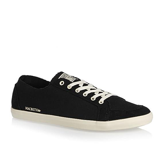online store a93b5 9ba89 Macbeth Shoes - Macbeth Adams - Black/Cement Cl...: Amazon ...
