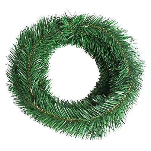 MeetUs 50 ft Artificial Holiday Garland for