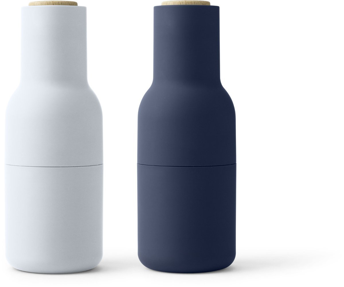 MENU 4418719 Small Bottle Grinder set, Classic Blue