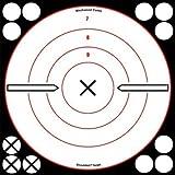 Shoot N C Reactive Targets 6 x 8 by SHOOT N C