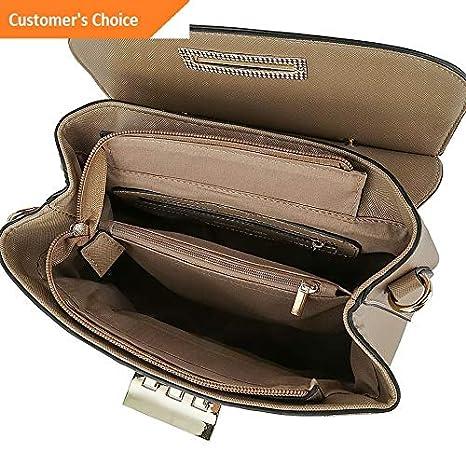 Amazon.com | Sandover MKF Collection by Mia K. Farrow Liz Small Organizer Bag NEW | Model LGGG - 9633 | | Luggage & Travel Gear