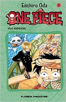 One Piece Nº 07: Viejo Asqueroso por Eiichiro Oda epub
