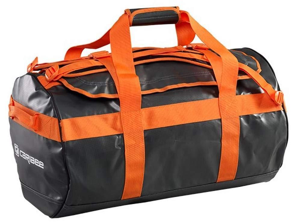 c059297f63 CARIBEE KOKODA 90L DUFFLE BAG (CHARCOAL)  Amazon.com.au  Fashion