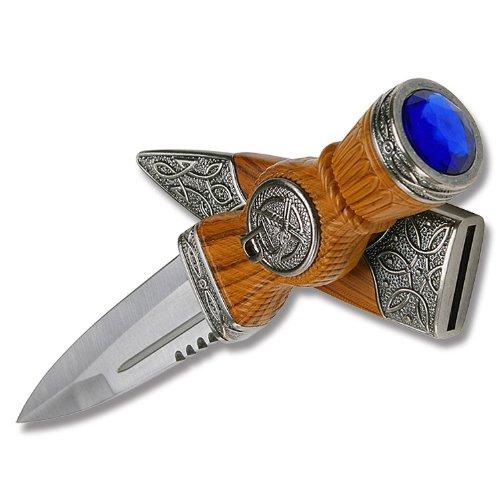 BladesUSA Hk-26083Bn Historical Short Sword 9-Inch ()