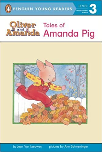 Book Tales of Amanda Pig: Level 3 (Oliver and Amanda) by Jean Van Leeuwen (1994-01-01)