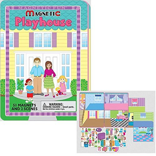 (Magnetic Fun - House)